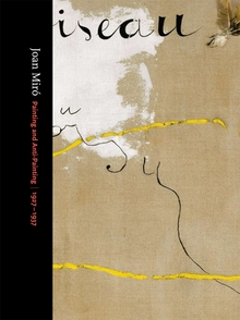 Joan Miró: Painting and Anti-Painting 1927-1937