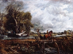 John Constable: The Leaping Horse