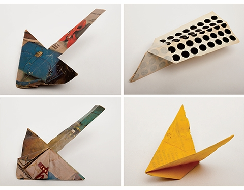 John Klacsmann & Andrew Lampert on Harry Smith, 'Paper Airplanes' & 'String Figures'