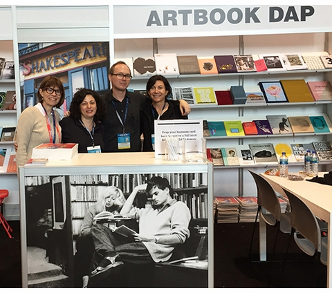 Join ARTBOOK | D.A.P. at Book Expo 2017!