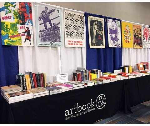 Join ARTBOOK | D.A.P. at the 2017 CAA Conference