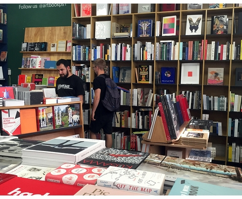 Join ARTBOOK for Book Signings at the 2016 NYABF!