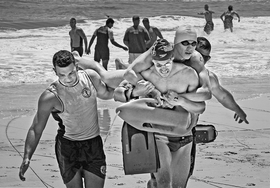 Featured image is reproduced from 'Joseph Szabo: Lifeguard.'