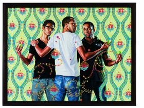 Featured image is reproduced from <i>Kehinde Wiley, The World Stage: France 1880-1960</i>.