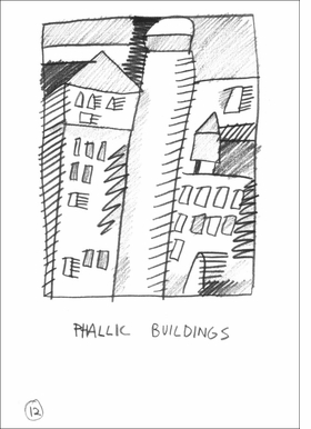 Featured image is reproduced from <I>Keith Haring: Manhattan Penis Drawings for Ken Hicks</I>.