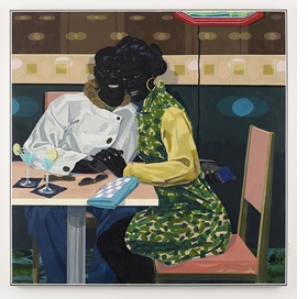 Featured image is reproduced from <i>Kerry James Marshall: Look See</i>.