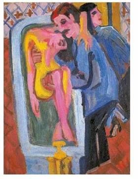 "Featured image is from <a href=""9783775725538.html"">Kirchner</a>, published by Hatje Cantz."