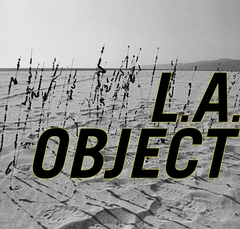 L.A. Object & David Hammons Body Prints