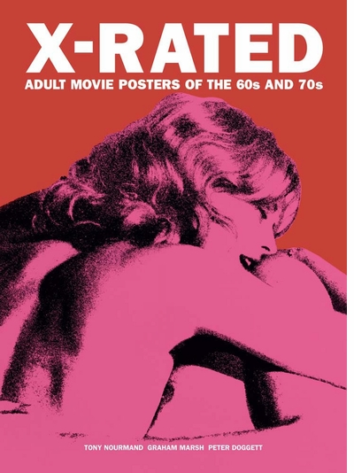 LA Book Launch: X-rated: Adult Movie Posters of the 60s and 70s