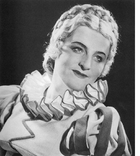 "Featured image, reproduced from <I>La Nilsson: My Life in Opera</I>, is captioned: ""An aspiring debutante in 1946, as Agatha in <I>Der Freischutz</I>. My own prologue was just as dramatic as Weber's opera, and the path to a triumphant premiere and media accolades was truly strewn with thorns. All the same, the Opera's directorship thought me 'unmusical and untalented,' and decided I would have to mature on the sidelines."" © Studio Jarlas."