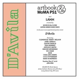 LAMM Presents D'Avila at the MoMA PS1 Book Space