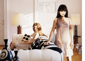 Featured image is reproduced from <I>Laurie Simmons: The Love Doll</I>.