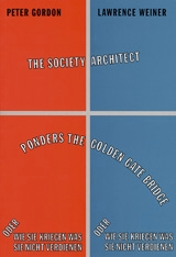 lawrence weiner the society architect artbook | d.a.p. 2001
