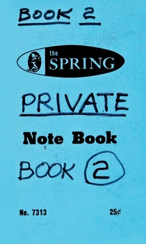 Lee Lozano: Private Book 2