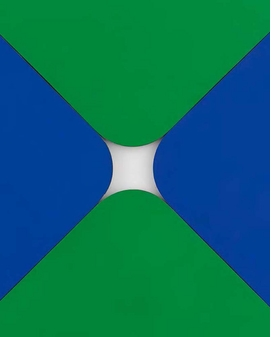 Featured image is reproduced from 'Leon Polk Smith.'