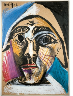 Featured image is reproduced from <I>Les Picasso d'Arles</I>.