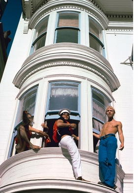 Featured image is reproduced from 'LGBT: San Francisco.'