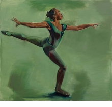 Lynette Yiadom-Boakye: Under-Song for a Cipher