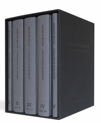 Magnificent: Francis Bacon Catalogue Raisonné