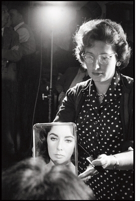 "Featured photograph, by Burt Glinn for Magnum, is of Liz Taylor on the set of the great classic film <i>Suddenly, Last Summer</a>. Image is reproduced from <a href=""http://www.artbook.com/9788836620012.html"">Magnum Photographers on Film Sets</a>."