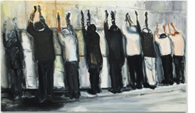 Featured image is reproduced from <I>Marlene Dumas: Against the Wall</I>.