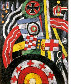 Featured image is reproduced from <I>Marsden Hartley: The German Paintings 1913–1915</I>.