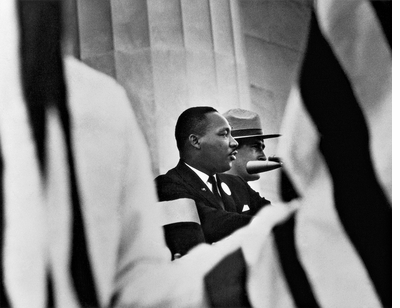 Martin Luther King, Jr., Washington, D.C., 1963