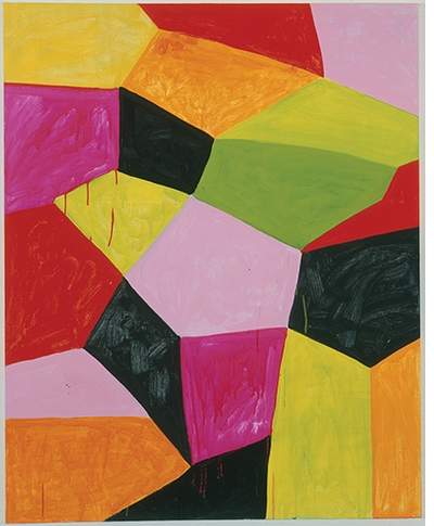 Mary Heilmann: Looking at Pictures, Primalon Ballroom