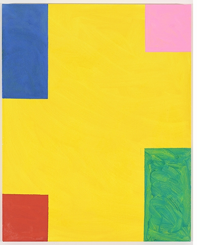 Mary Heilmann: Looking at Pictures, Taste of Honey