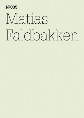 Matias Faldbakken: Search