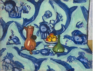 The Silver Chocolate Pot of Henri Matisse