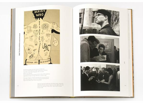 Matthew Marks Book Launch: The Collected Hairy Who Publications 1966-69