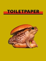 Maurizio Cattelan & Pierpaolo Ferrari: Toilet Paper Volume II Platinum Collection