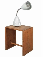 Max Bill, Novelectric Sun Lamp and Ulm Stool