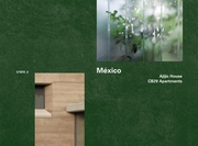 Mexico: Ajijic House, 2009–2011 by Tatiana Bilbao; CB29 Apartments 2005–2007 by Derek Dellekamp