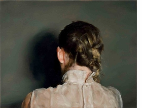 """The Ear"" (2011) is reproduced from <I>Michaël Borremans: As Sweet as It Gets</I>."