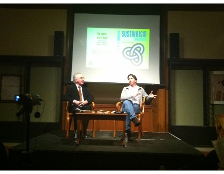 Michiel Schwarz and Joost Elffers: Sustainism Is the New Modernism at the New York Public Library, January 12, 2011