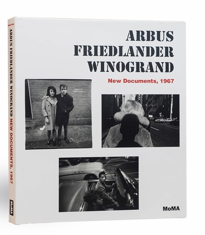MoMA Presents 'Arbus Friedlander Winogrand: New Documents, 1967' at the Strand