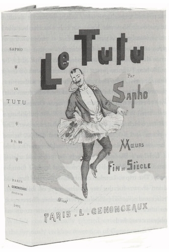 Morals of the Fin de Siècle: Marc Lowenthal on Atlas Press' The Tutu