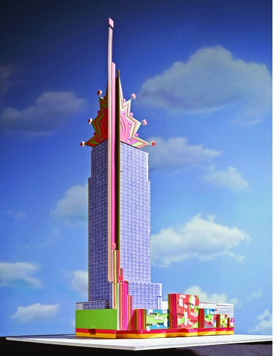 Never Built New York, Venturi, Scott Brown