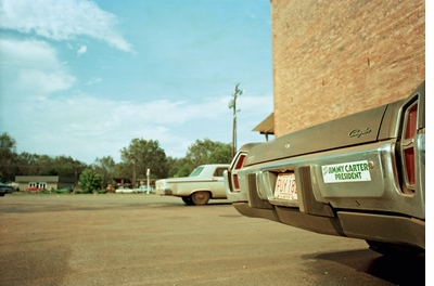 NEW! William Eggleston: Election Eve