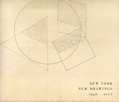 New York, New Drawings 1946-2007