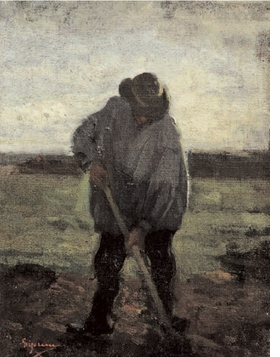 "Featured image, ""Farmer on his field"" (1863-1864), is reproduced from <I>Nicolae Grigorescu: The Age of Impressionism in Romania 1838-1907</I>."