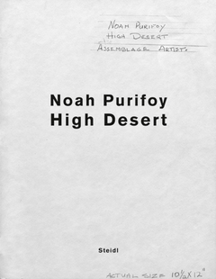 Noah Purifoy: High Desert