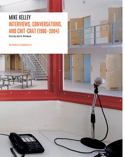 Now Available: 'Interviews by Mike Kelley' eBook Editions