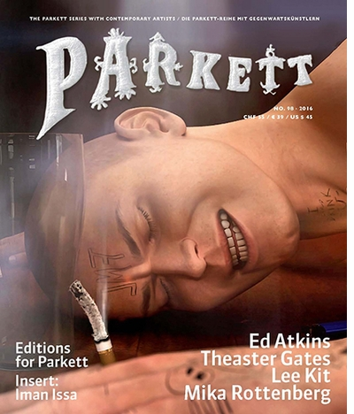 Parkett 98 Launch Event with Mika Rottenberg & Nikki Columbus at Swiss Institute!