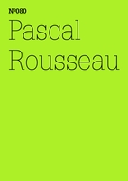 Pascal Rousseau: Under the Influence, Hypnosis as a New Medium