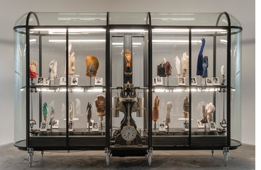 Paul Etienne Lincoln: The Glovers' Repository at the NYABF