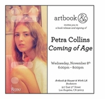 Petra Collins Book Launch at ARTBOOK @ Hauser & Wirth LA