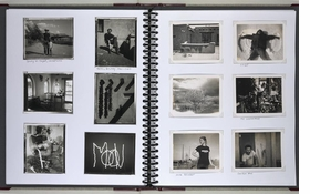 """Featured image is a spread from the Family Album of Daniel Joseph Lyon, excerpted from Aperture's <a href=""""http://www.artbook.com/9781597111317.html"""">Photographic Memory: The Album in the Age of Photography</a>. <p>Danny Lyons, as he was known, is a self taught American photographer, and is known as one of the most active photographers to document the American Civil Rights Movement. In this selection from Aperture's book, we get to explore the more casual, intimate side of his body of work."""
